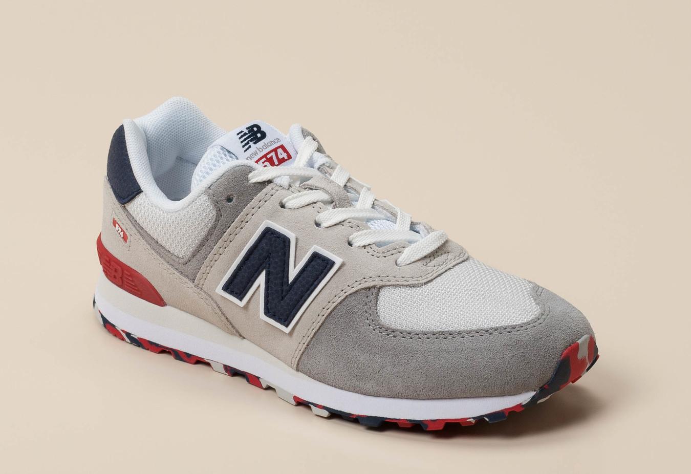 New Balance Kinder Sneaker in beige kaufen | Zumnorde Online-Shop
