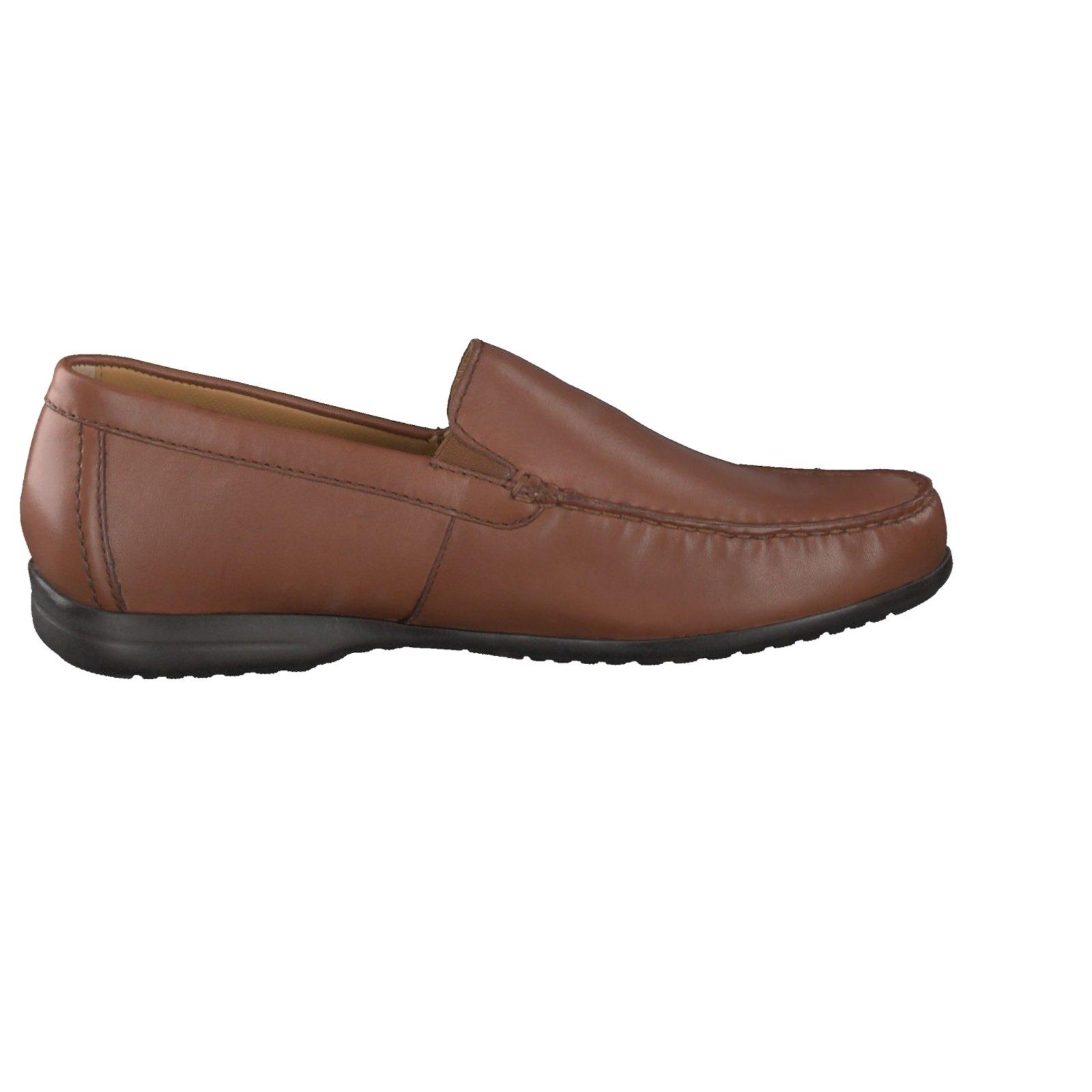 Sioux Herren Slipper in cognac kaufen   Zumnorde Online-Shop 0771ab58df
