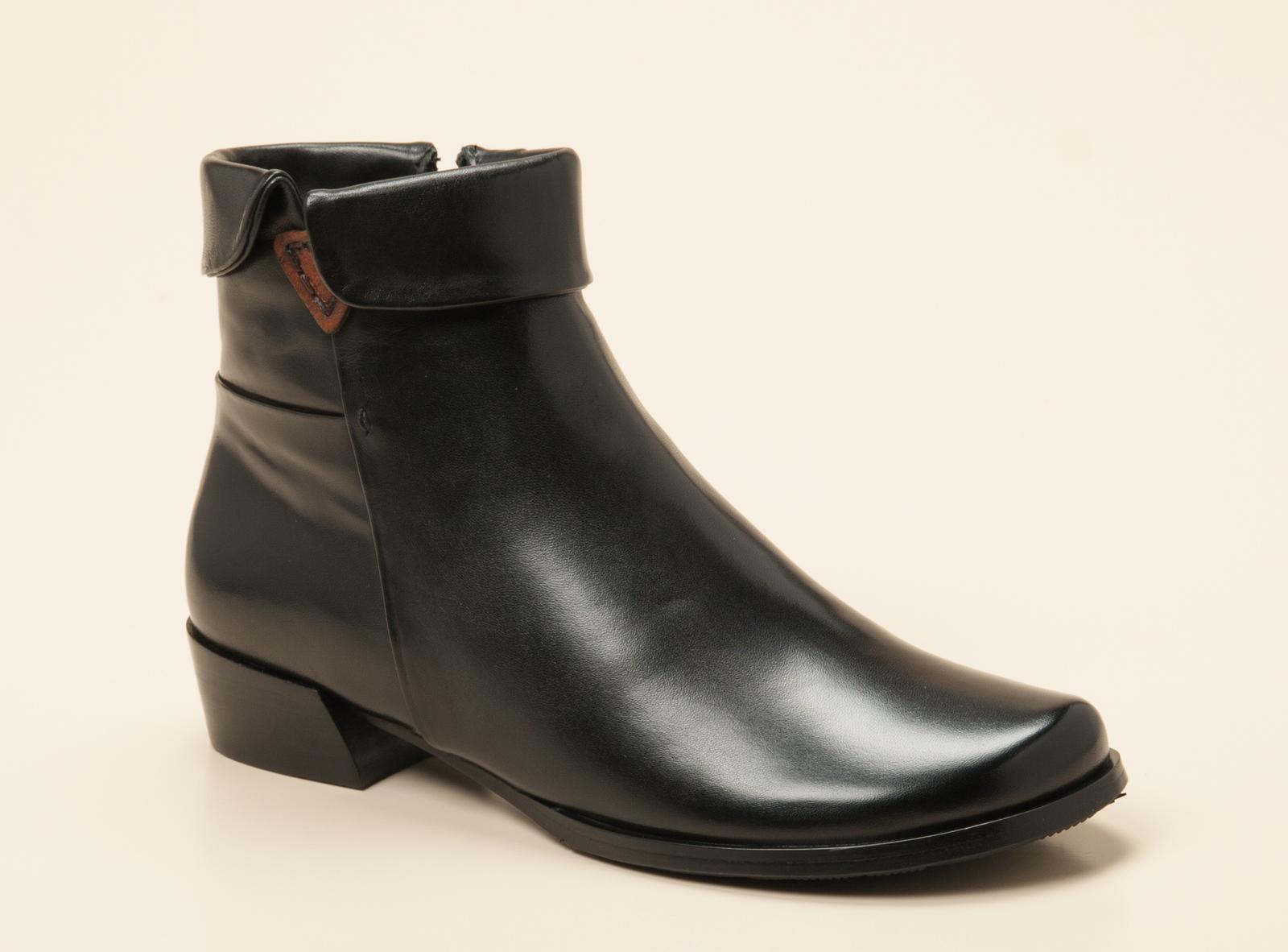 a8933eb97326 Everybody Damen Stiefelette in schwarz braun kaufen   Zumnorde ...