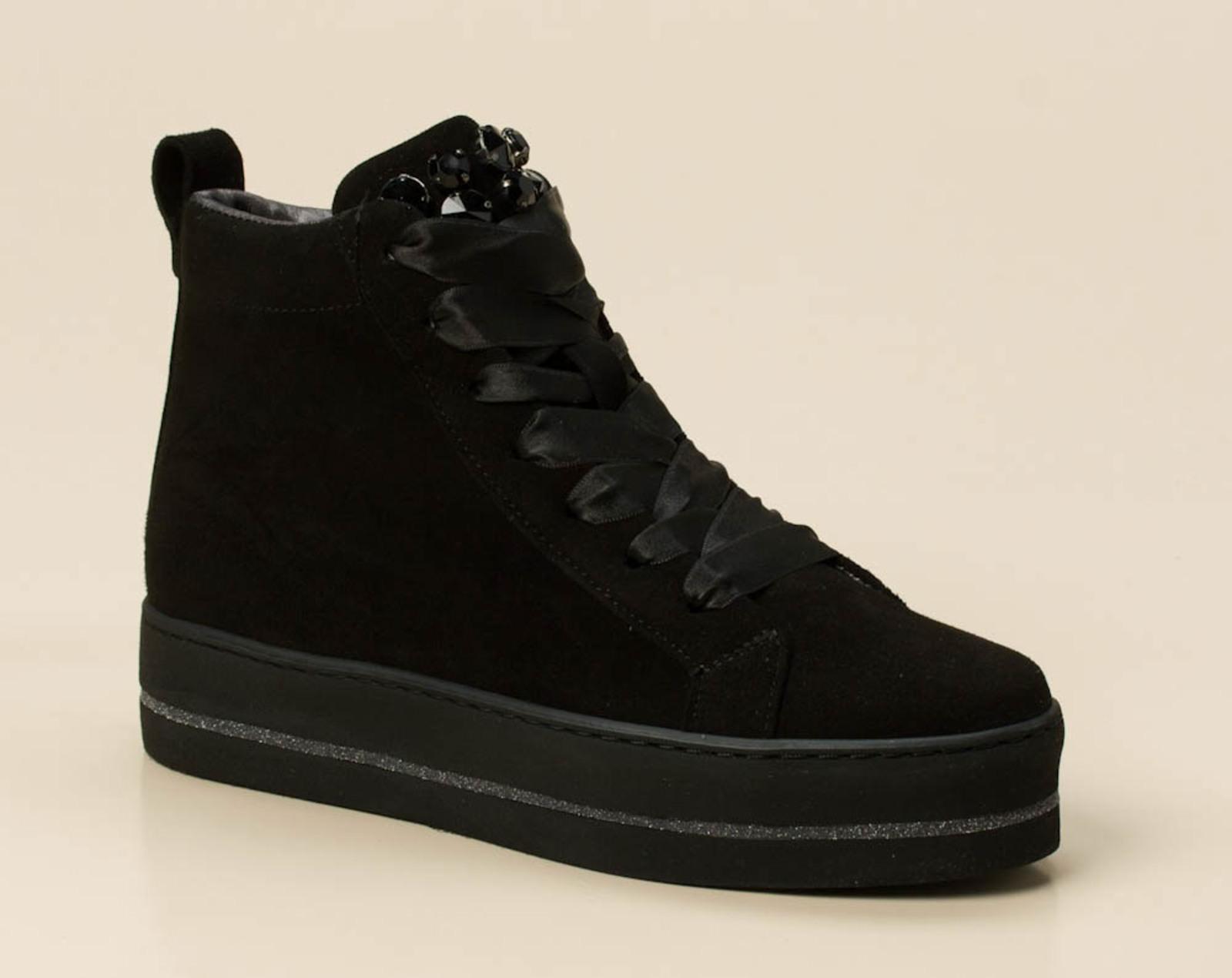 Maripé Damen Sneaker high in schwarz kaufen   Zumnorde Online-Shop 42342dfeb1
