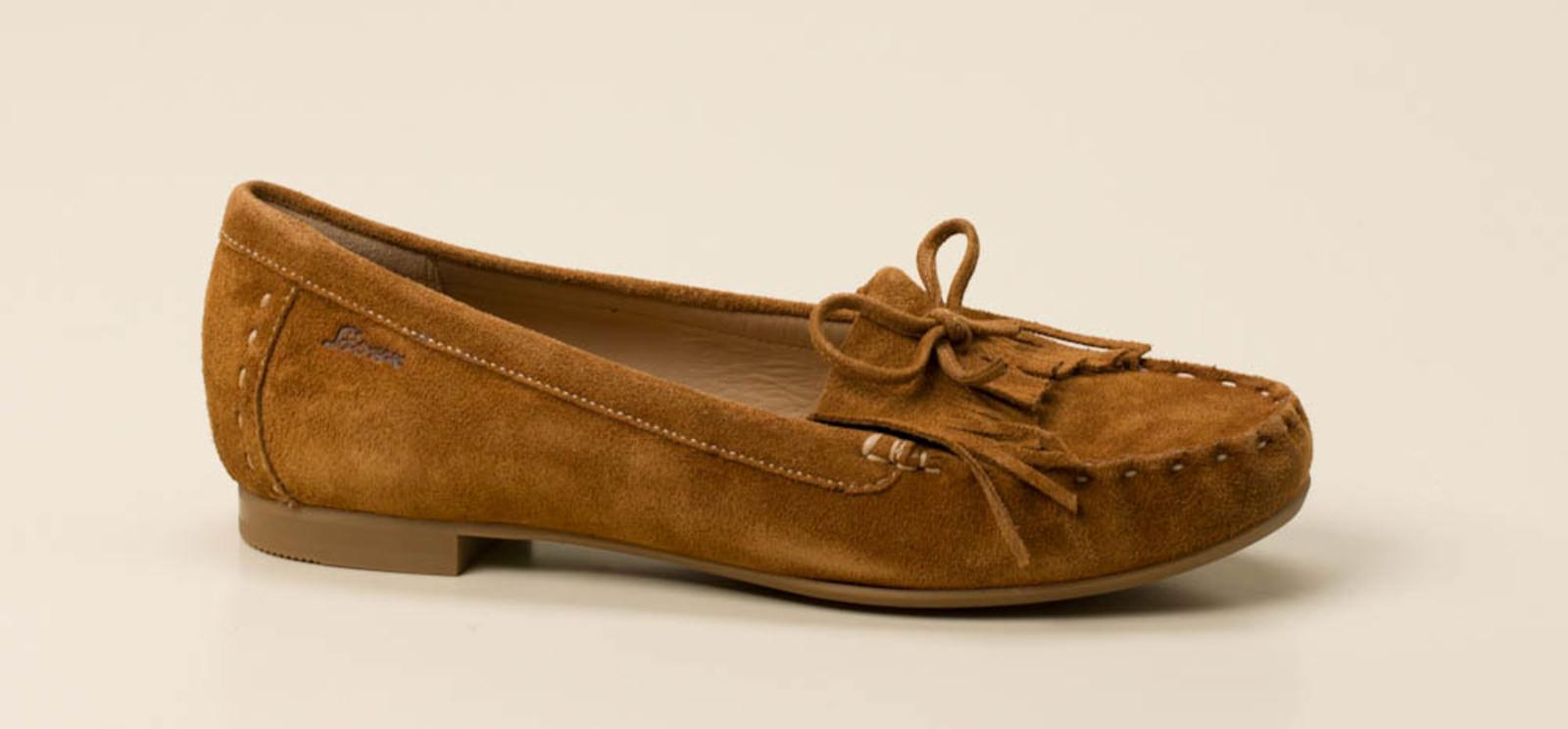 Sioux Damen Mokassin in cognac kaufen   Zumnorde Online-Shop 57b9aa9b1d
