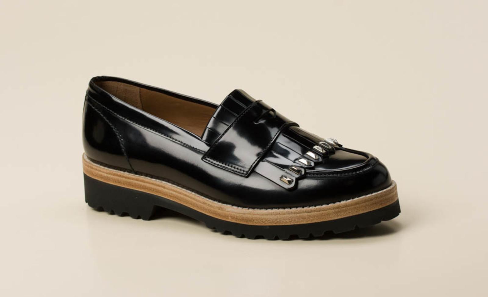 de5d0cf772f2 Pertini Damen Slipper in schwarz kaufen   Zumnorde Online-Shop