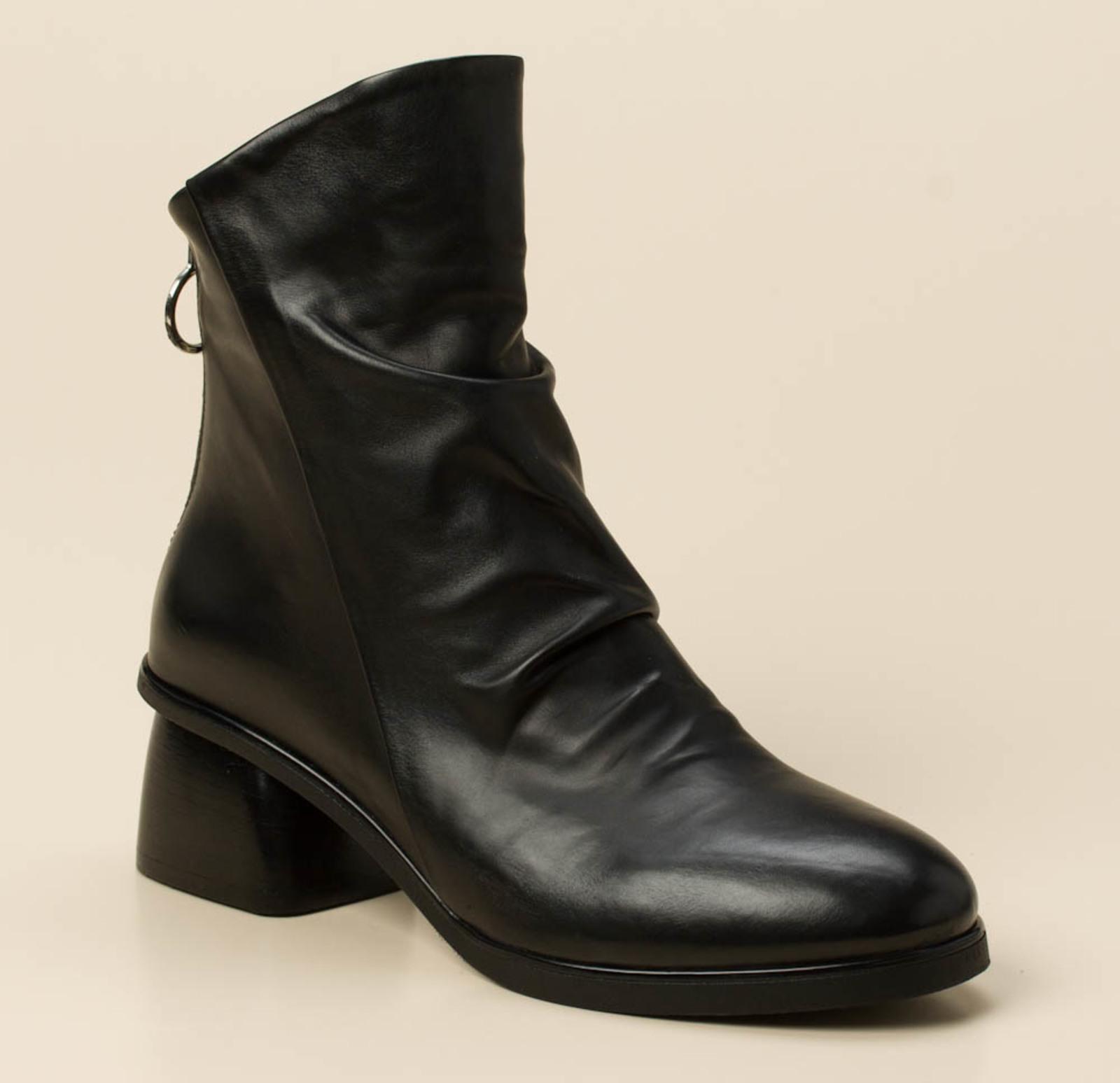 Ralph Harrison Damen Stiefelette in schwarz kaufen   Zumnorde Online ... 7548c8df91