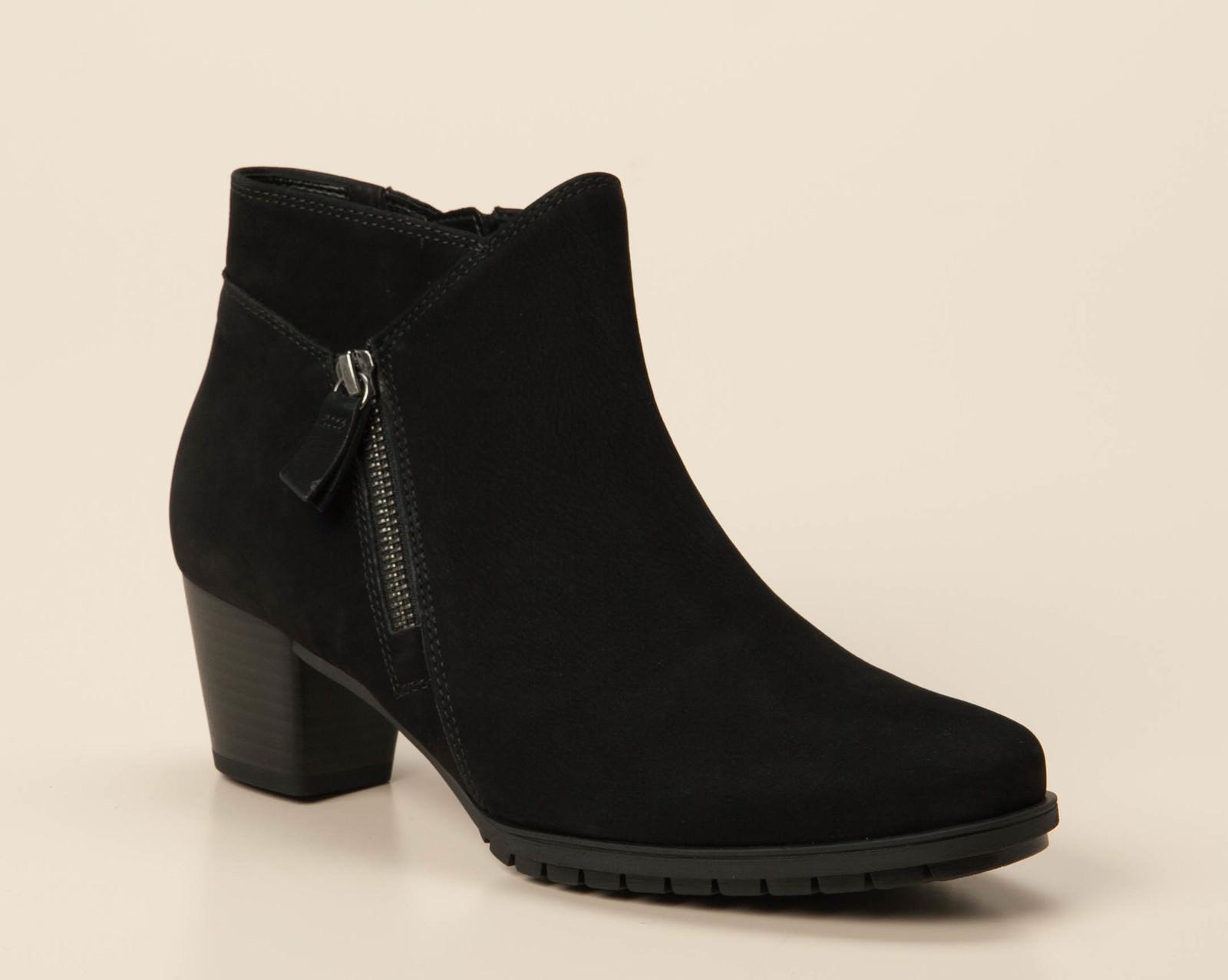 c053554708d6 Gabor Comfort Damen Stiefelette in schwarz kaufen   Zumnorde Online-Shop