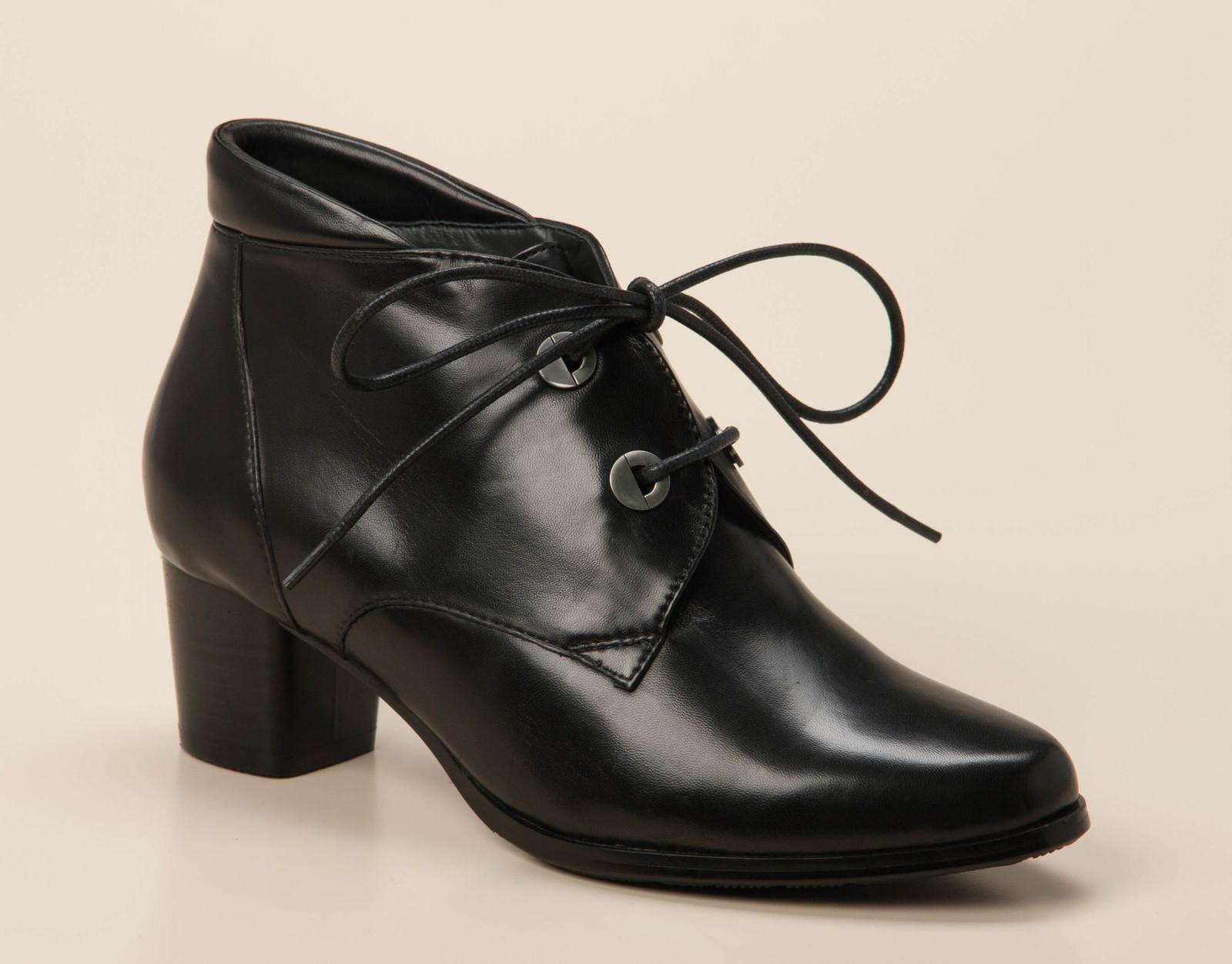 51ed730f7b89 Everybody Damen Stiefelette in schwarz kaufen   Zumnorde Online-Shop