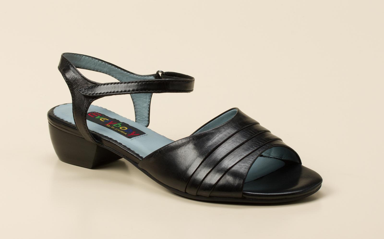 46487a25eca3 Everybody Damen Sandalette in schwarz kaufen   Zumnorde Online-Shop