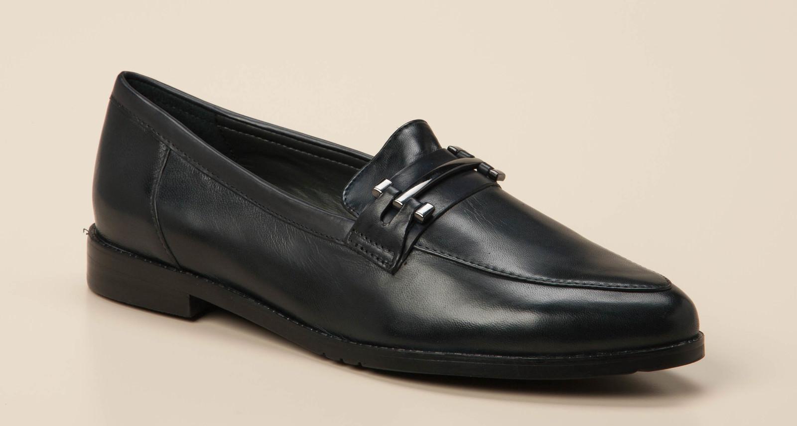 efef37117171 Everybody Damen Slipper in dunkelblau kaufen   Zumnorde Online-Shop