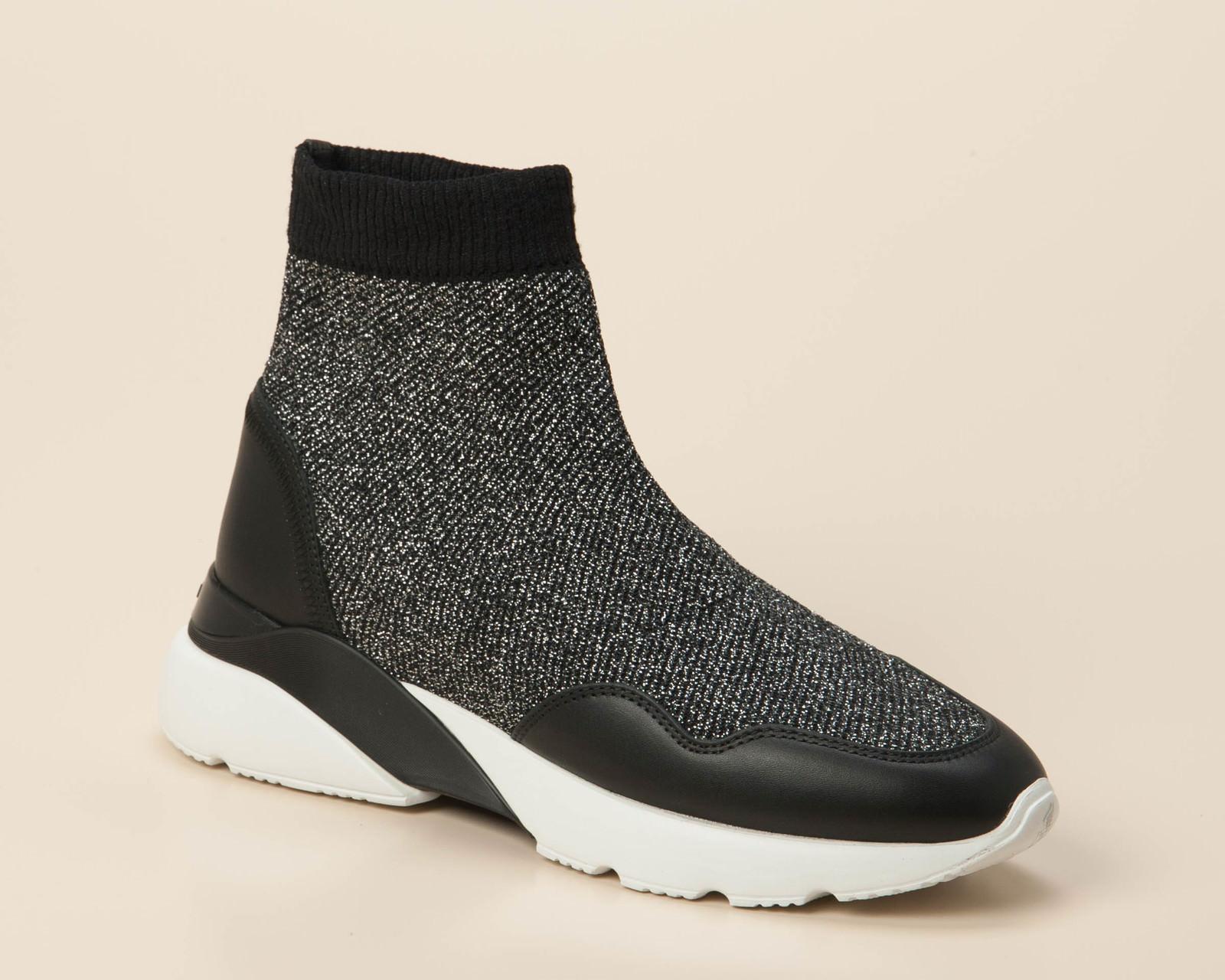 Hogan Damen Sneaker high in schwarz grau kaufen   Zumnorde Online-Shop 6854c17646