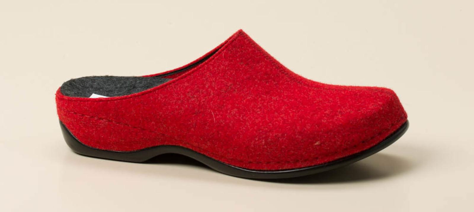 Berkemann Damen Hausschuh in rot kaufen   Zumnorde Online-Shop 6088616739