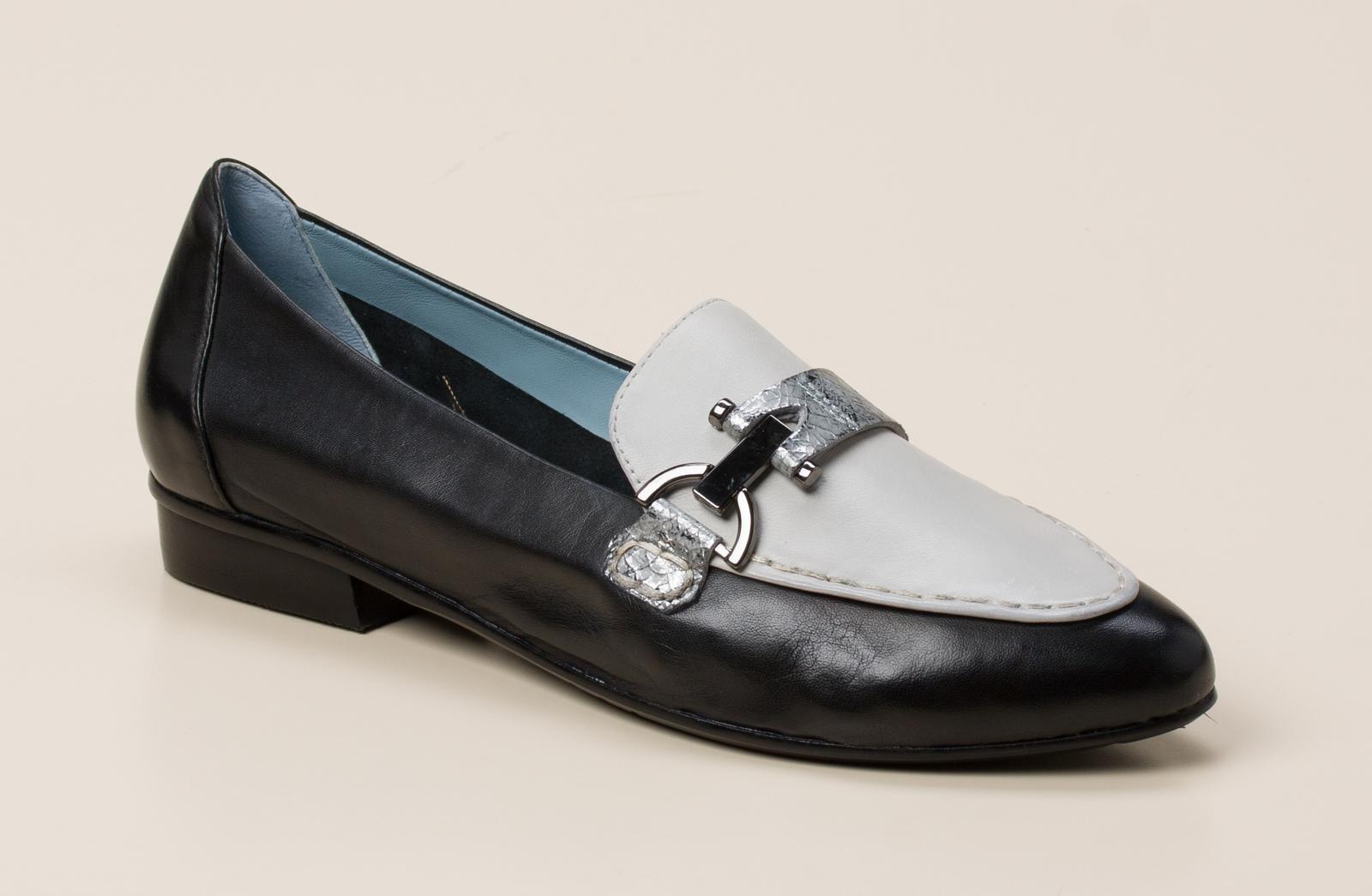 3a6962e9dd08 Everybody Damen Slipper in schwarz beige kaufen   Zumnorde Online-Shop