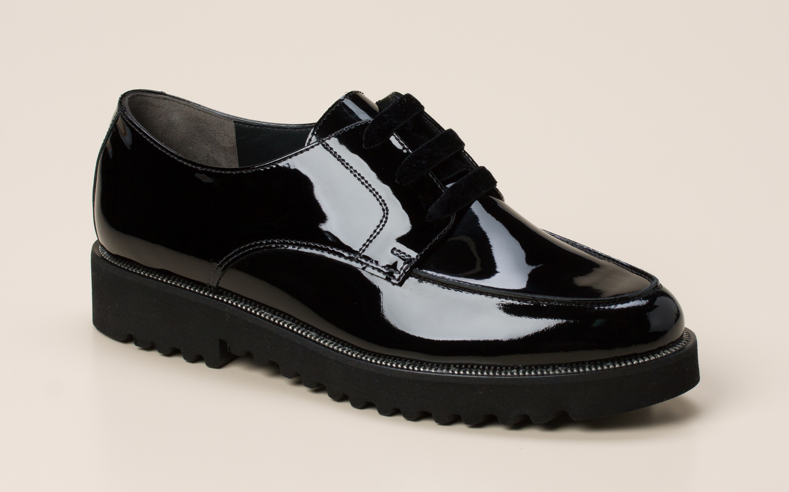 Paul Green Damen Schnürschuh in schwarz kaufen   Zumnorde Online-Shop c4aac0cae7