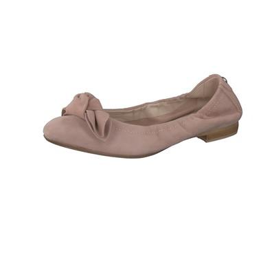 Donna Carolina Damen Ballerina in rot kaufen   Zumnorde Online-Shop e22c599be6