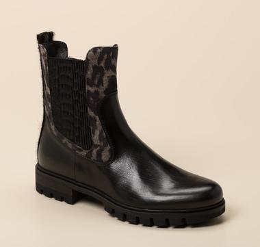 neue Damen Schuhe Slipper Leder von Cypres Gr. 40