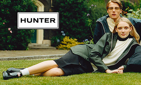 uk availability 60881 847e9 Hunter Damen-Schuhe kaufen | Zumnorde Onlineshop