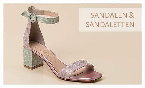 Sandalen & Sandaletten für Damen kaufen | Zumnorde Online Shop
