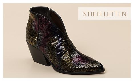 Kurzschaft Chelsea Damen Boots Stiefeletten Absatz Leder Mit