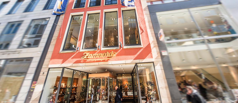 Schuhhaus Zumnorde in Oldenburg, Achternstraße 3   Zumnorde