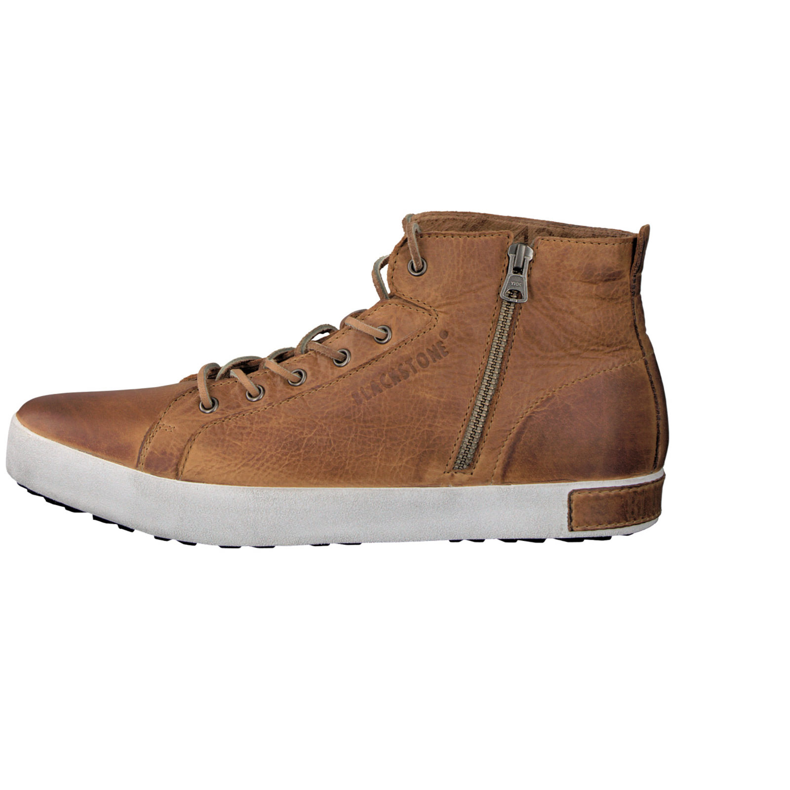 blackstone herren sneaker high in cognac kaufen zumnorde online shop. Black Bedroom Furniture Sets. Home Design Ideas