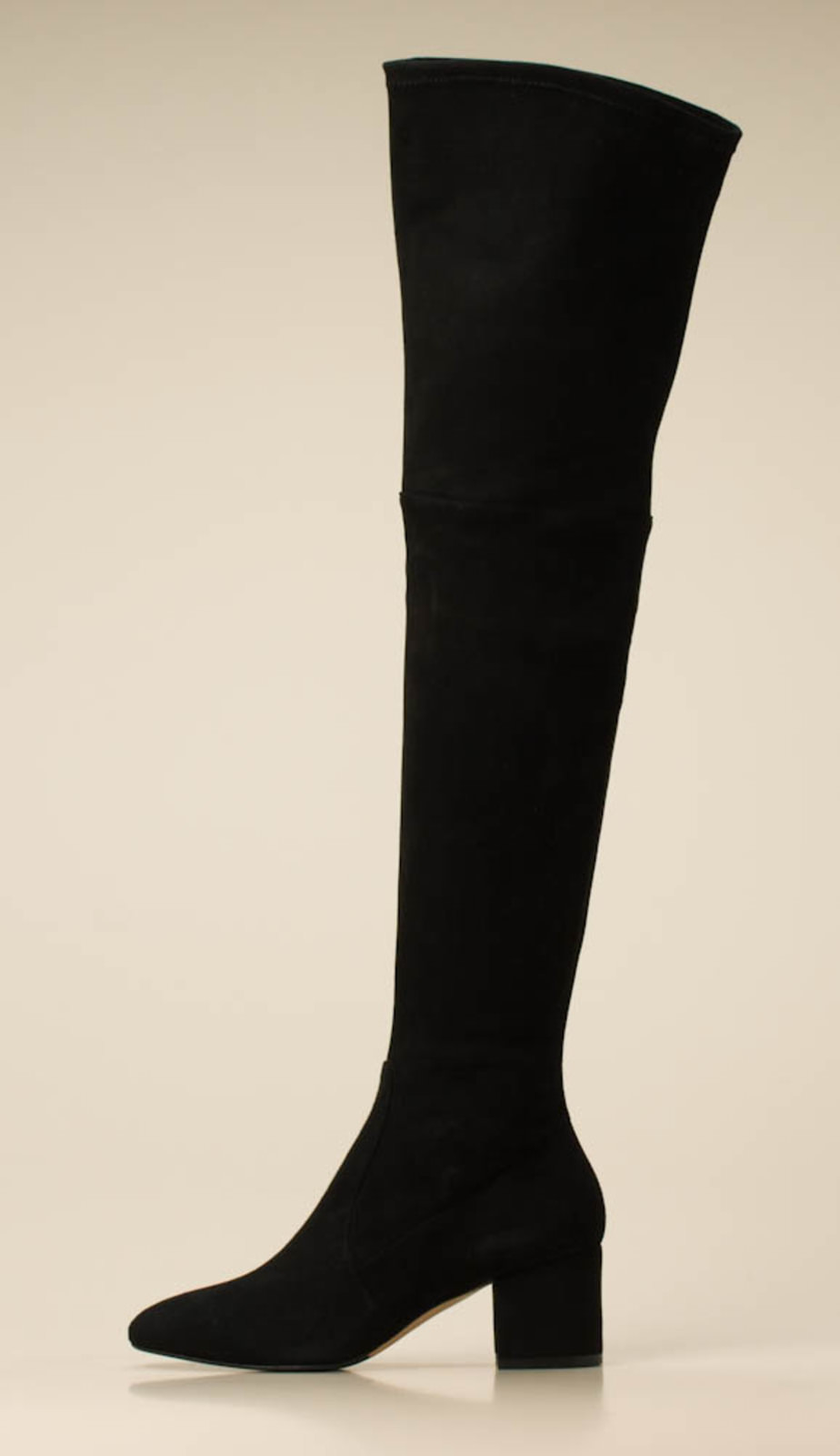 konstantin starke damen overknee stiefel in schwarz kaufen. Black Bedroom Furniture Sets. Home Design Ideas