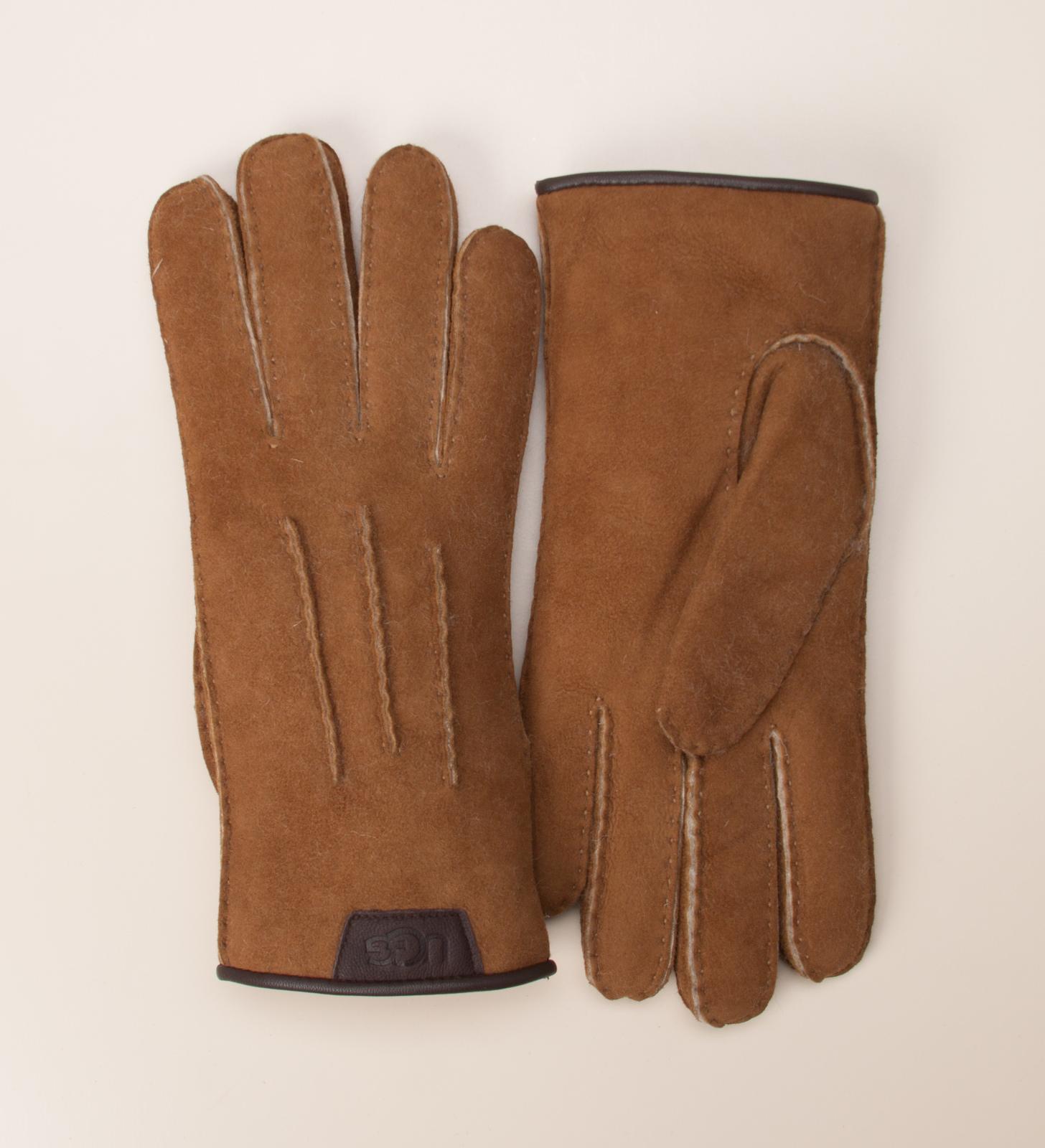 ugg herren acces herren handschuhe in cognac kaufen. Black Bedroom Furniture Sets. Home Design Ideas