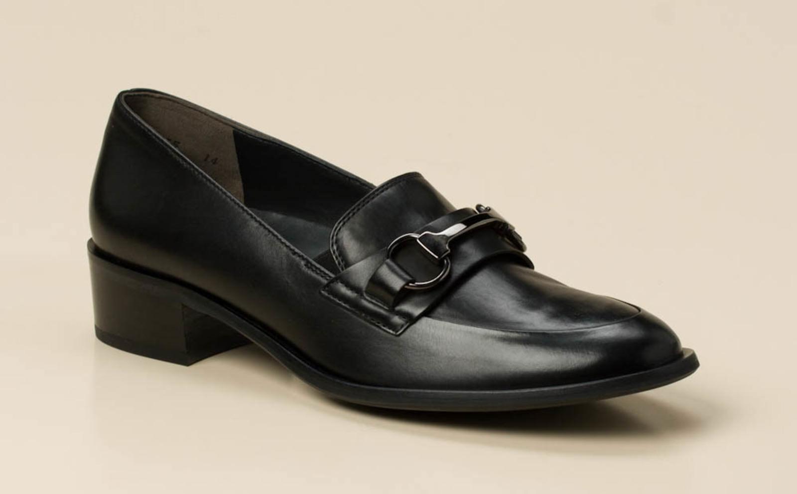 paul green damen loafer in schwarz kaufen zumnorde online shop. Black Bedroom Furniture Sets. Home Design Ideas