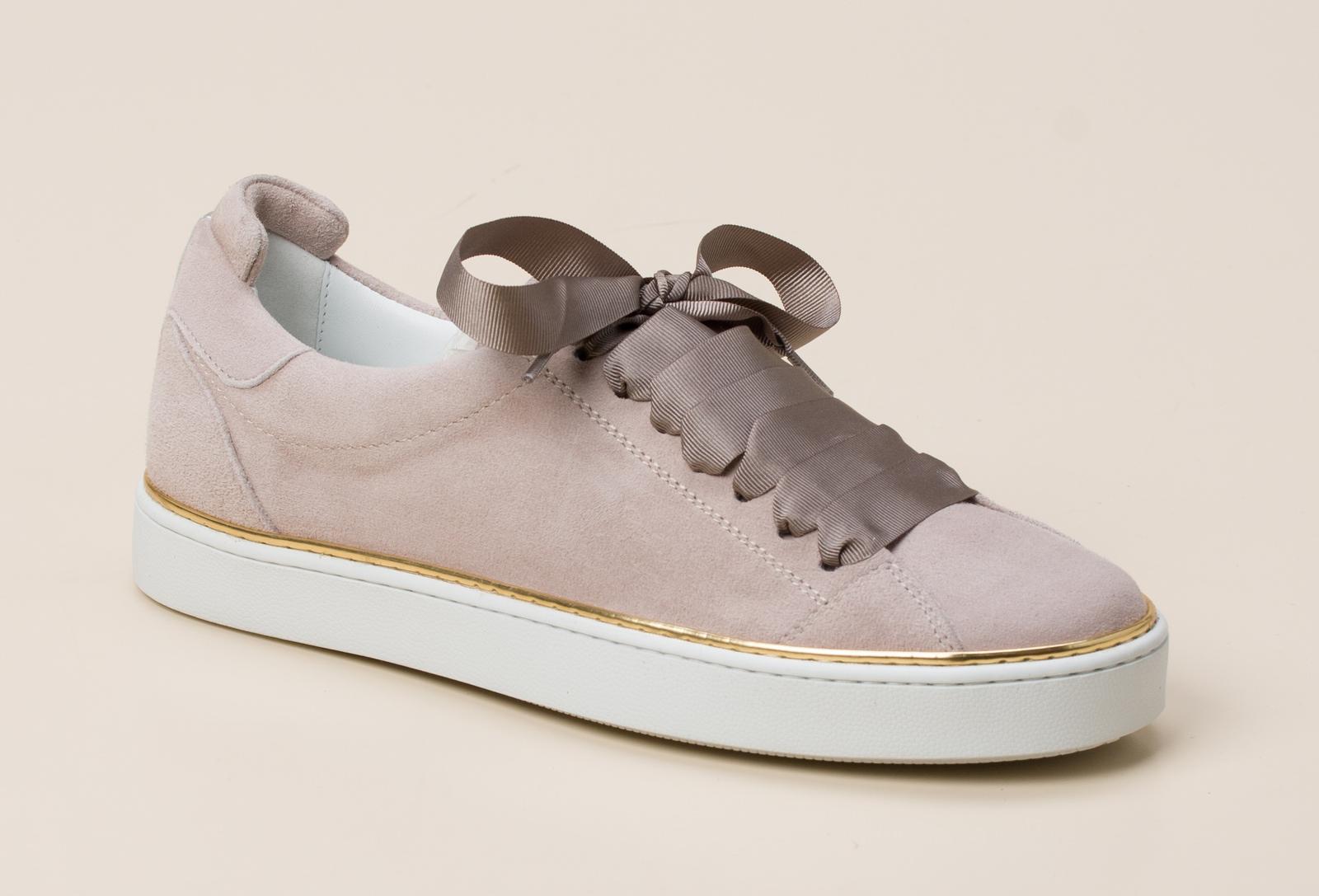 donna carolina damen sneaker in rosa altrosa kaufen zumnorde online shop. Black Bedroom Furniture Sets. Home Design Ideas