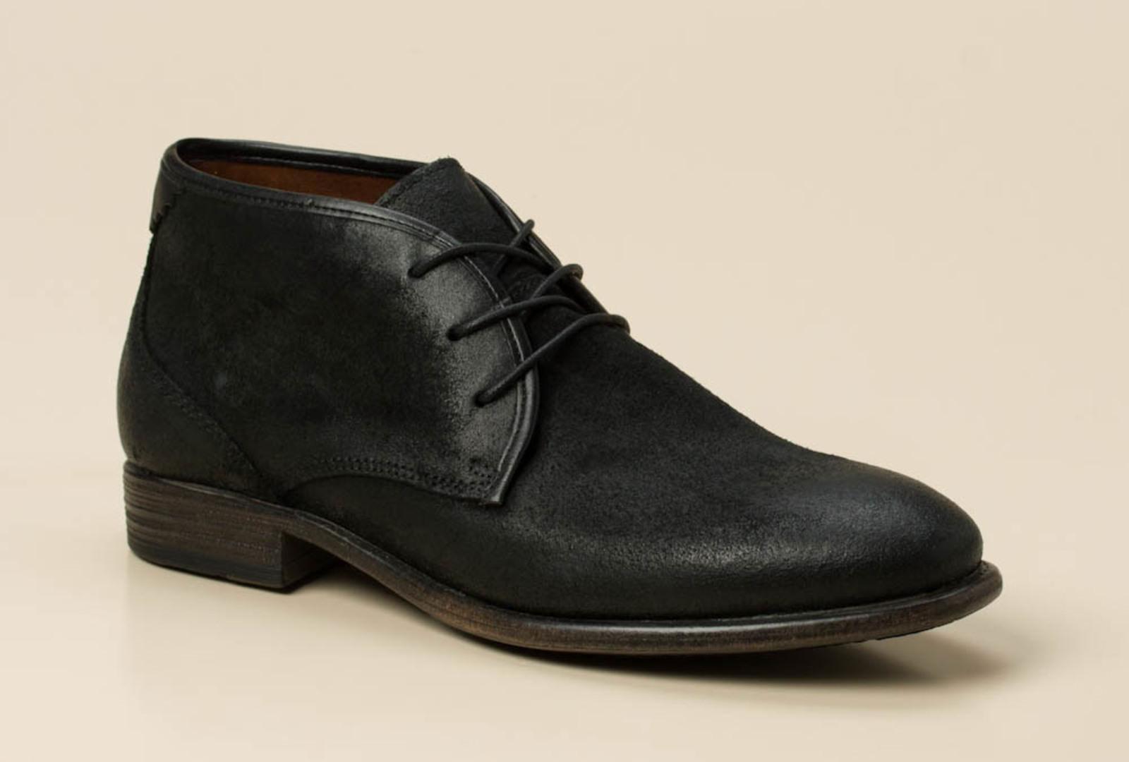 2e59f1d486689b Ralph Harrison Herren Desert-Boots in schwarz kaufen