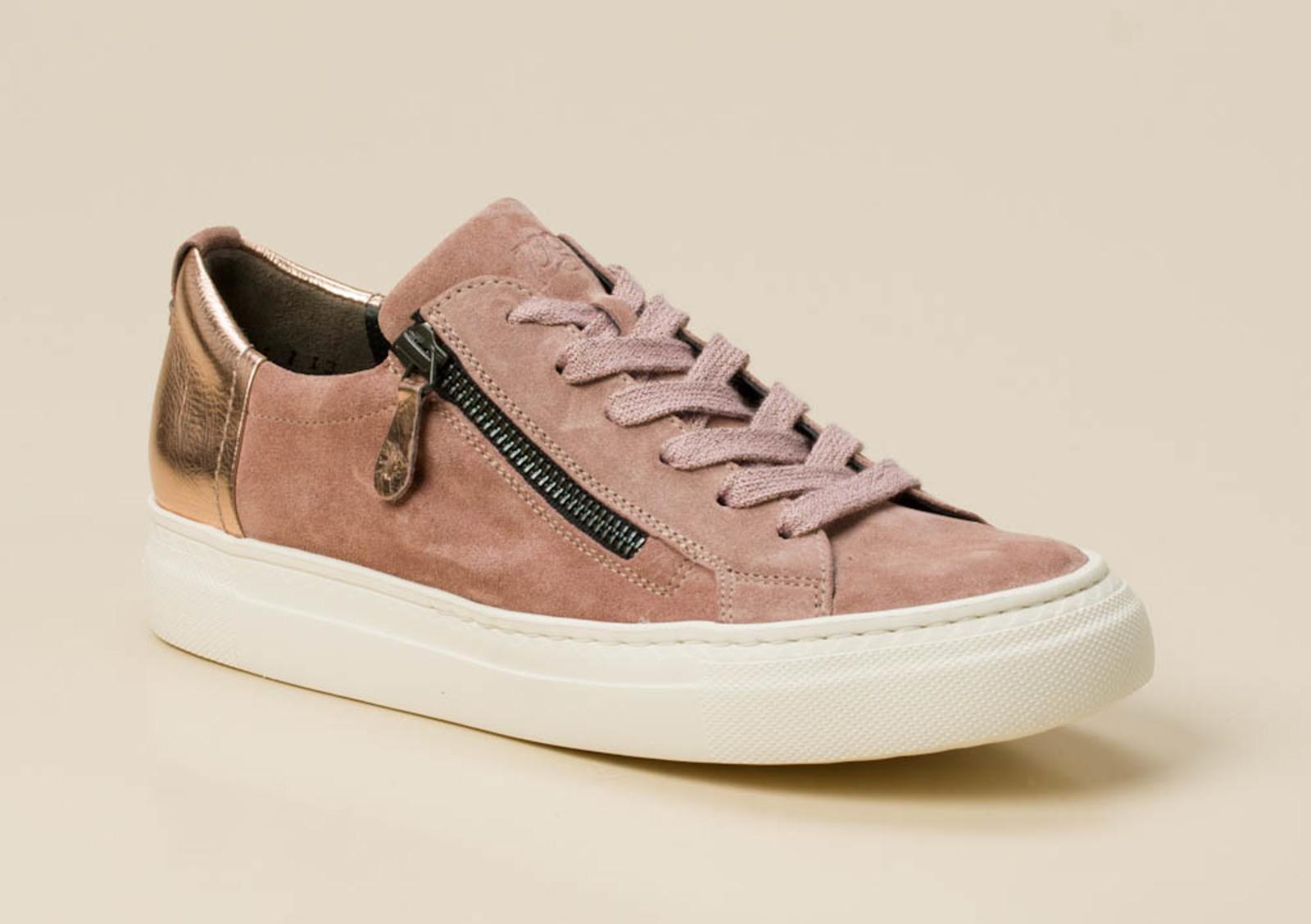 paul green damen sneaker in rosa altrosa kaufen zumnorde online shop. Black Bedroom Furniture Sets. Home Design Ideas