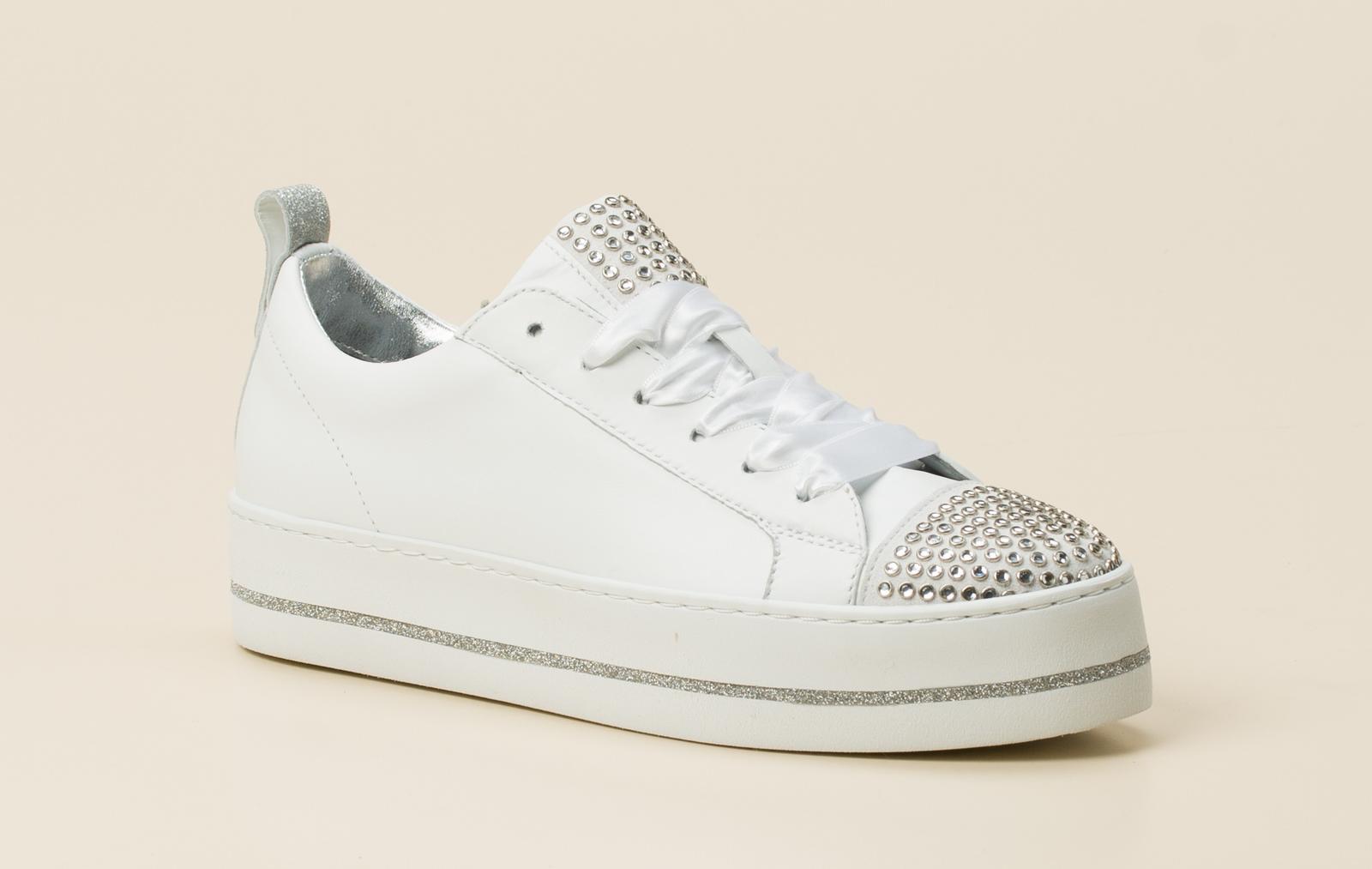 marip damen sneaker in wei kaufen zumnorde online shop. Black Bedroom Furniture Sets. Home Design Ideas