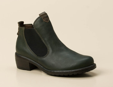 Think Chelsea-Stiefelette