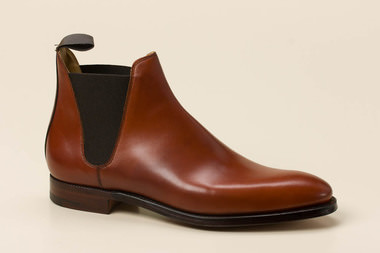 Crockett & Jones Chelsea-Stiefelette