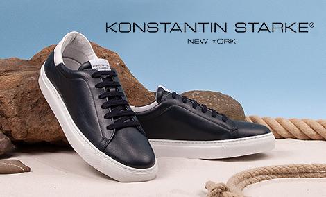 f9db97f55f Schuhe für Menschen, die ihrem Stil treu bleiben und die Lust haben sich  jeden Tag neu zu erfinden. Erleben Sie mit Schuhen von Konstantin Starke  jeden Tag ...