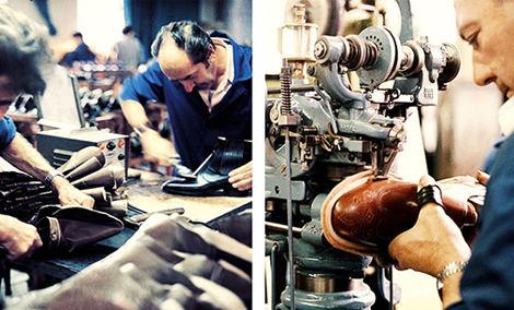 6dda4ea05c Diese Leder verleihen den Schuhen eine außergewöhnliche  Oberflächenstruktur. Schuhe von Gravati bestechen nicht nur durch besondere  Eleganz, ...