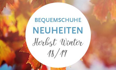 887fc30009b457 NEU Herbst Winter 18 19 im Zumnorde Onlineshop. Werfen Sie bereits jetzt  einen Blick auf die neuen Bequemschuhe ...